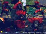 Blanka mod, Demon of the Jungle