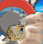 Roman Soldier Chibi