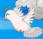 Holy Spirit Chibi