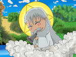 God the Father Chibi !