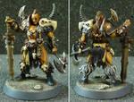 Silver Tower Darkoath Chieftain