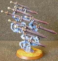 Quicksilver Swords by SouthPawStudio