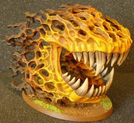 Ravenak's Gnashing Jaws by SouthPawStudio