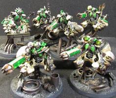 Lokhust Destroyers