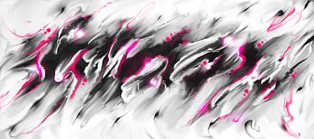 Abstract Smugde 5 by AeroxxDSG