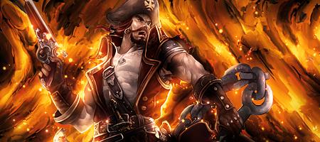 Pirate Smugde by AeroxxDSG