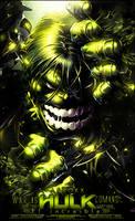 Hulk - The Incredible by AeroxxDSG