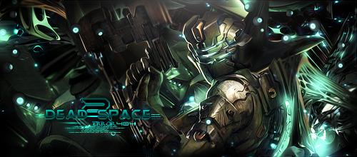 Dead Space 2 by AeroxxDSG
