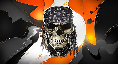 Skull Pentool by AeroxxDSG