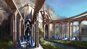 Wedun's Temple