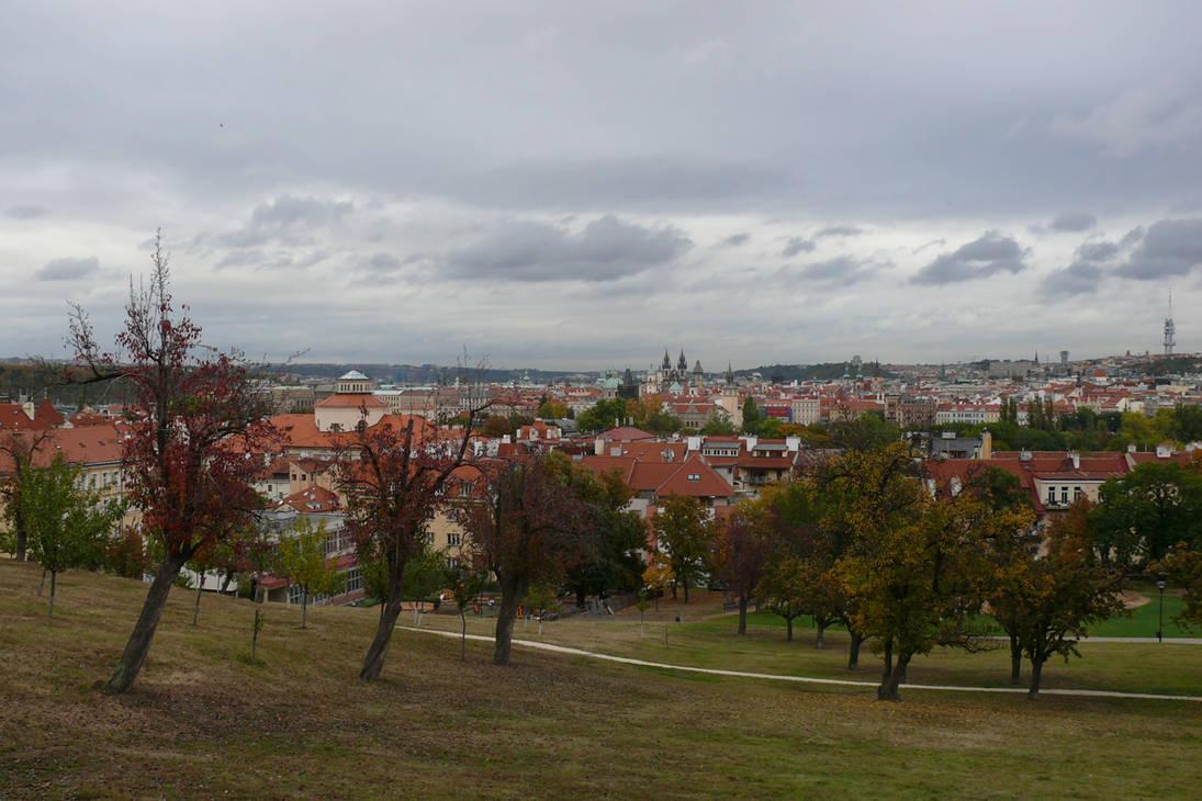 Prague at Autumn by AliusS