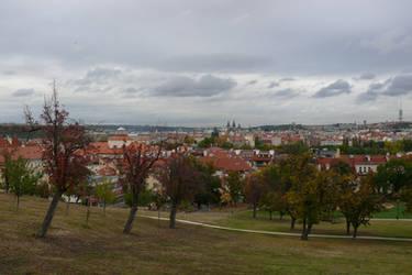 Prague at Autumn