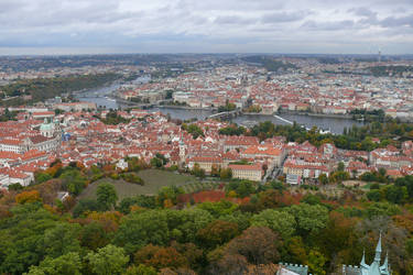 Prague by AliusS
