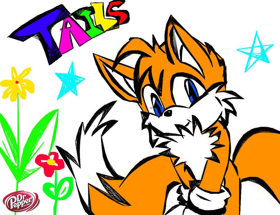 Tails by DarsyWolf