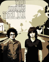 The Mars Volta by nic0880