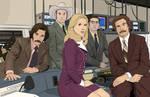 Channel Four News Team