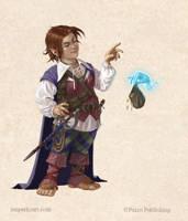 Eldritch Rascal Archetype by IanPerks