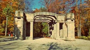 Old Architecture by Zorodora