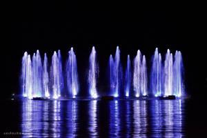 The Blue Night by Zorodora
