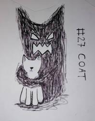 Inktober #27 - COAT