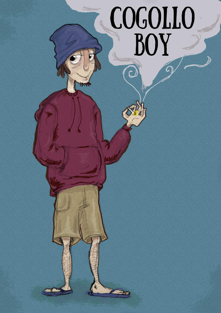 Weed Boy by WildPirate