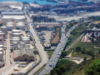 Miniature City 8