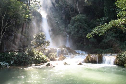 Magic paradise in Loas