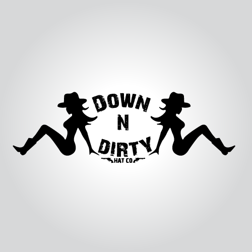 Down N Dirty Hat Co by IAKhan on deviantART: iakhan.deviantart.com/art/down-n-dirty-hat-co-303845871