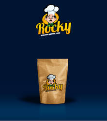 Rocky - Building Better Food by IAKhan