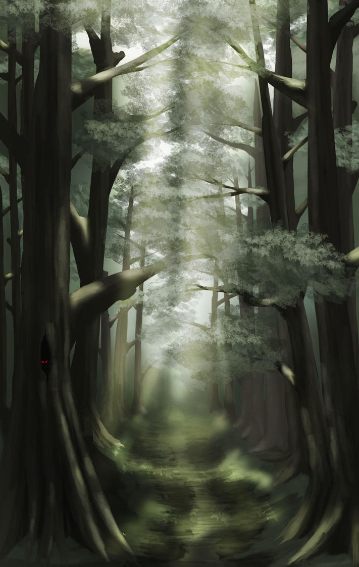 Practice 2016 06 29 (forest) by Trck13