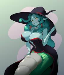 Snake Girl Waifu