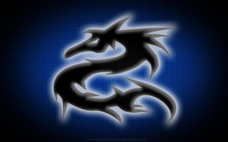 Dragon Wallpaper By ScorpionEntity