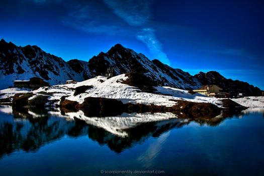 Balea Lake HDR 03