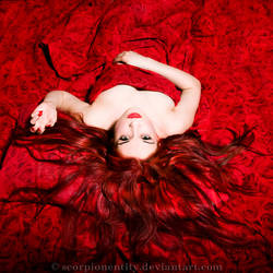 Paint it red by ScorpionEntity