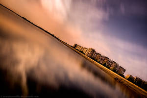 Living by the water - HDR by ScorpionEntity