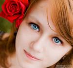 Crystal Rose by ScorpionEntity