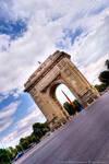 Triumphal Arch HDR