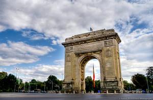 Triumphal Arch HDR v.2 by ScorpionEntity
