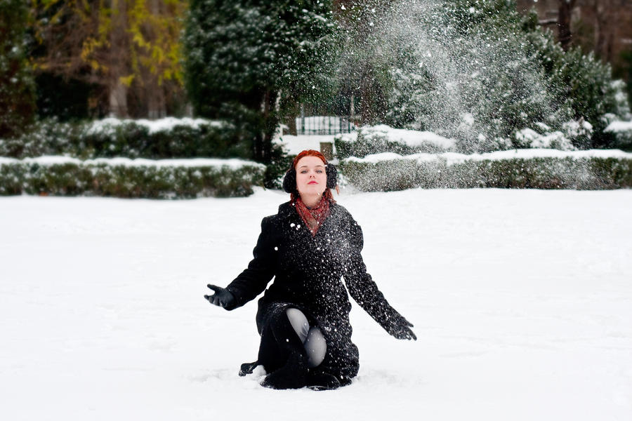 Winter Wonderland by ScorpionEntity