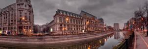Justice Palace Panoramic