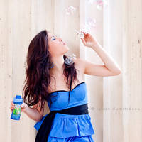 Bubble joy by ScorpionEntity