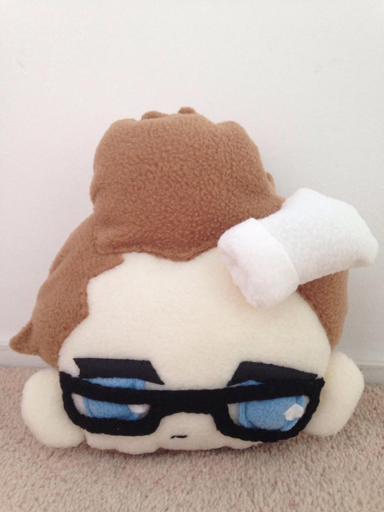 Ignis Scientia Plushie by FlorisaLilac