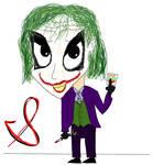 Chibi Joker (Alternate)