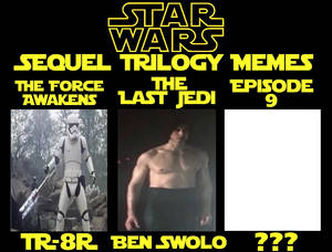 Star Wars Sequel Trilogy Memes