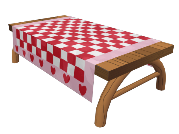 Picnic Table By Pyritie On Deviantart