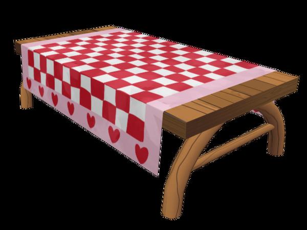 Cartoon long picnic tables car pictures car canyon - Pied de table transparent ...
