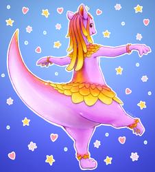 Lilac butt