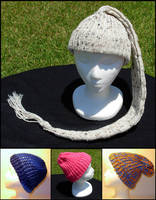 4 More Thinking Tuques by MajorTommy