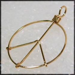 Give Peace a Chance - Pendant