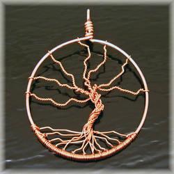 Tree Of Life Pendant no.1